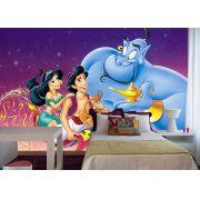 Papel de Parede Infantil Jasmine 0006 - Papel de Parede para Quarto