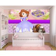 Papel de Parede Infantil Princesa Sofia  0015