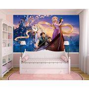 Papel de Parede Infantil Rapunzel  0009