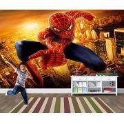Papel de Parede Infantil Super Heróis 0030 - Adesivos de Parede