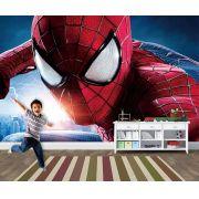Papel de Parede Infantil Super Heróis 0032 - Adesivos de Parede