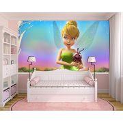 Papel de Parede Infantil Tinkerbell 0003 - Papel de Parede para Quarto