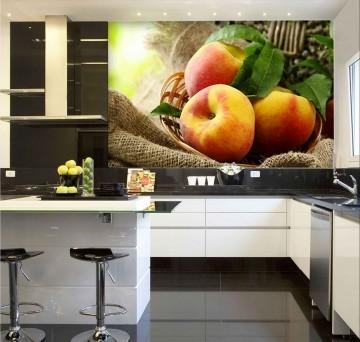 Papel De Parede Para Cozinha 0006 - Sobmedida: m²
