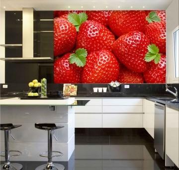 Papel De Parede Para Cozinha 0013 - Sobmedida: m²