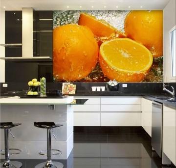 Papel De Parede Para Cozinha 0017 - Sobmedida: m²