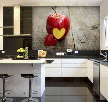 Papel De Parede Para Cozinha 0018 - Sobmedida: m²
