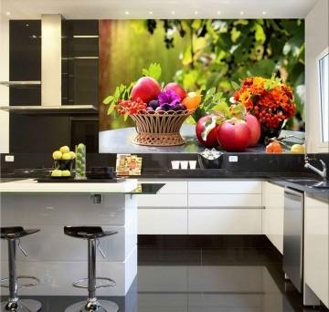Papel De Parede Para Cozinha 0020 - Sobmedida: m²