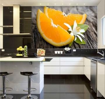 Papel De Parede Para Cozinha 0025 - Sobmedida: m²