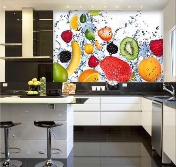 Papel De Parede Para Cozinha 0027 - Sobmedida: m²