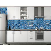 Papel de Parede para Cozinha Azulejos 0002 - Adesivos de Parede