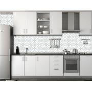 Papel de Parede para Cozinha Azulejos 0015 - Adesivos de Parede