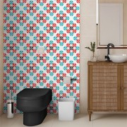Papel de Parede para Cozinha Azulejos 0036 - Adesivos de Parede