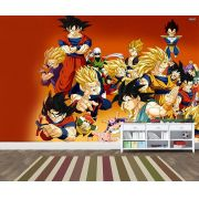 Papel De Parede para quarto Dragon Ball Z - 0002