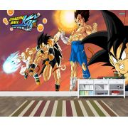Papel De Parede para quarto Dragon Ball Z - 0004