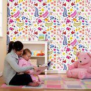 Papel de Parede para Quarto Infantil 0062 - Adesivos de Parede