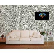 Papel de Parede para Sala Abstrato 0015