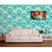 Papel de Parede para Sala Abstrato 0018