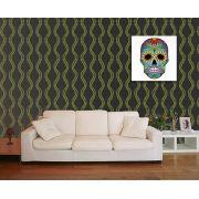Papel de Parede para Sala Abstrato 0041