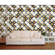 Papel de Parede para Sala Abstrato 0061