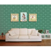 Papel de Parede para Sala Abstrato 0065