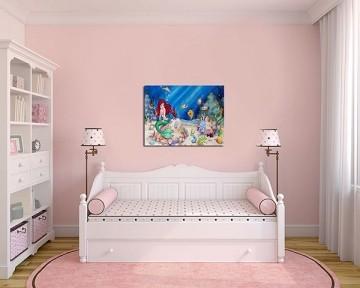 Quadro Decorativo Ariel 0004