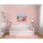 Quadro Decorativo Barbie 0001