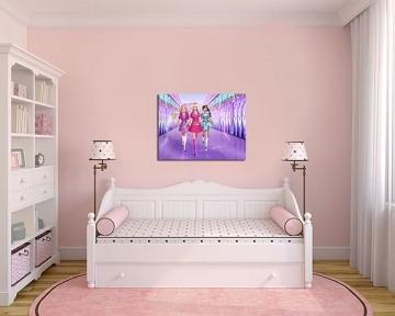 Quadro Decorativo Barbie 0003
