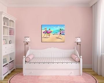 Quadro Decorativo Barbie 0005