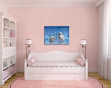 Quadro Decorativo Frozen 0002