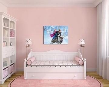 Quadro Decorativo Frozen 0006