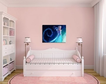 Quadro Decorativo Frozen 0007