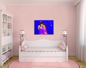 Quadro Decorativo Jasmine 0001