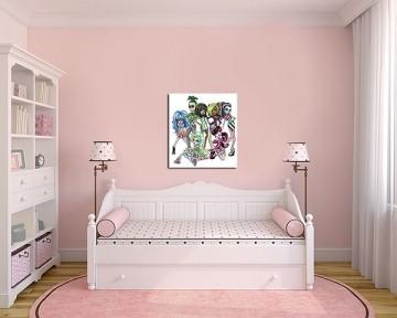 Quadro Decorativo Monster High 0013