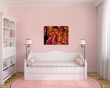 Quadro Decorativo Rapunzel 0003