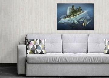 Quadro Decorativo Surreal 0006