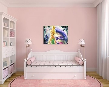 Quadro Decorativo Tinkerbell 0007
