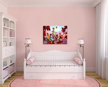 Quadro Decorativo Tinkerbell 0010