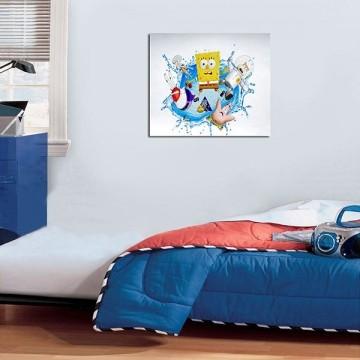Quadro Decorativos Bob Esponja 0013
