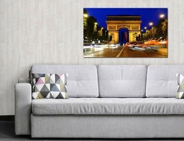 Quadro Decorativos de Cidades 0019