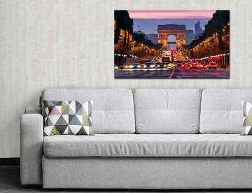 Quadro Decorativos de Cidades 0022