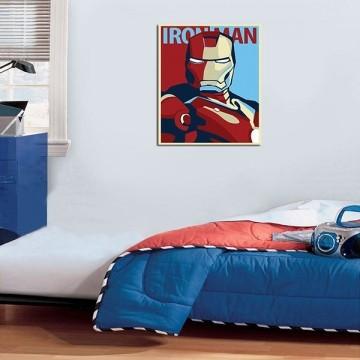 Quadro Decorativos Heróis 0032