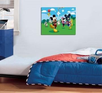 Quadro Decorativos Mickey 0001