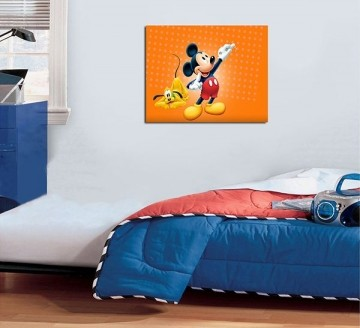 Quadro Decorativos Mickey 0002