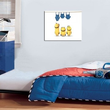 Quadro Decorativos Minions 0001