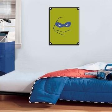 Quadro Decorativos Tartarugas Ninjas 0011