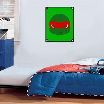 Quadro Decorativos Tartarugas Ninjas 0015