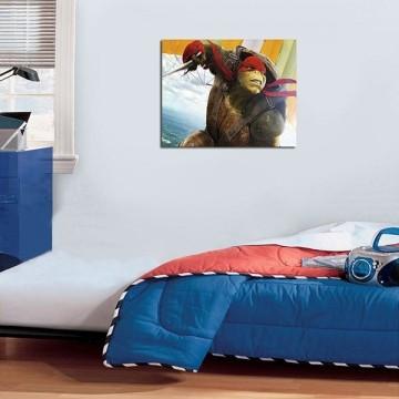 Quadro Decorativos Tartarugas Ninjas 0028