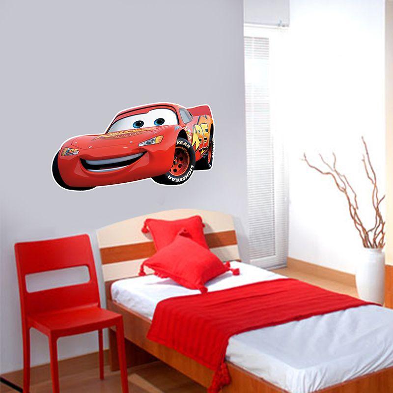 Adesivo Decorativo Carros 0004  - Paredes Decoradas