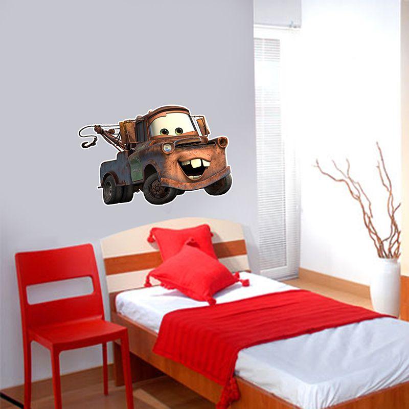 Adesivo Decorativo Carros 0006  - Paredes Decoradas
