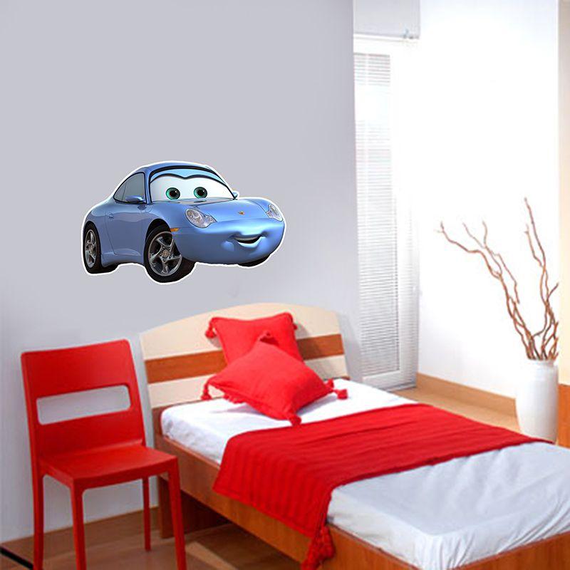 Adesivo Decorativo Carros 0007  - Paredes Decoradas